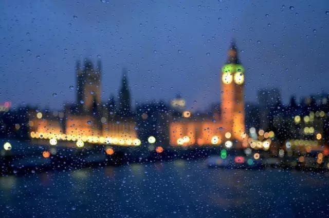 拍出别致风景,让你爱上下雨天