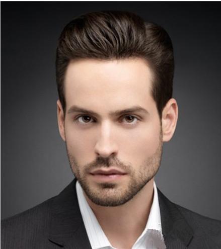 欧美油头造型_推荐的几款欧美男士油头发型图片吧,轻松助男士们打造超强时髦感造型.