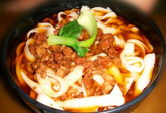 美食上的山西图片--山西舌尖种类繁多,赶紧看看内蒙古面食特产美食图片