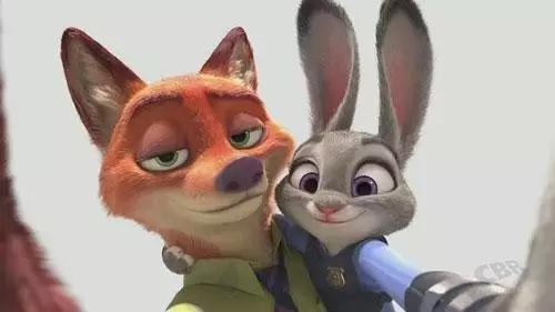 最近《疯狂动物城》大火,男人都迷上了勇敢可爱的兔子朱迪,所有女人都