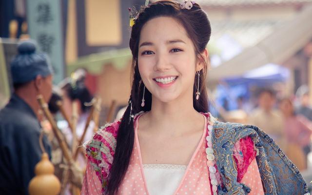 韩国女星在中国拍古装剧,你觉得谁的古装最好看?