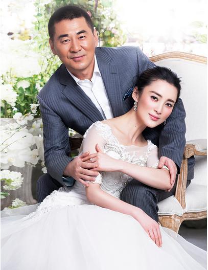 陈建斌老婆是谁_这个夏盈盈就是陈建斌的老婆蒋勤勤