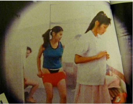 偷拍三级片先峰_浩南哥老婆,曾是问题少女,也拍过三级片,大浪淘沙成气质美女