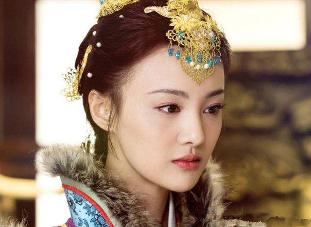 古装剧中最美的5位公主,她好美现在却被国人唾弃!