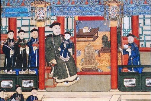 乾隆驾崩,嘉庆连夜召一位65岁的白发老人进京