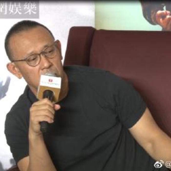 姜文谈崔永元冯小刚事件:看我的新电影就解决了