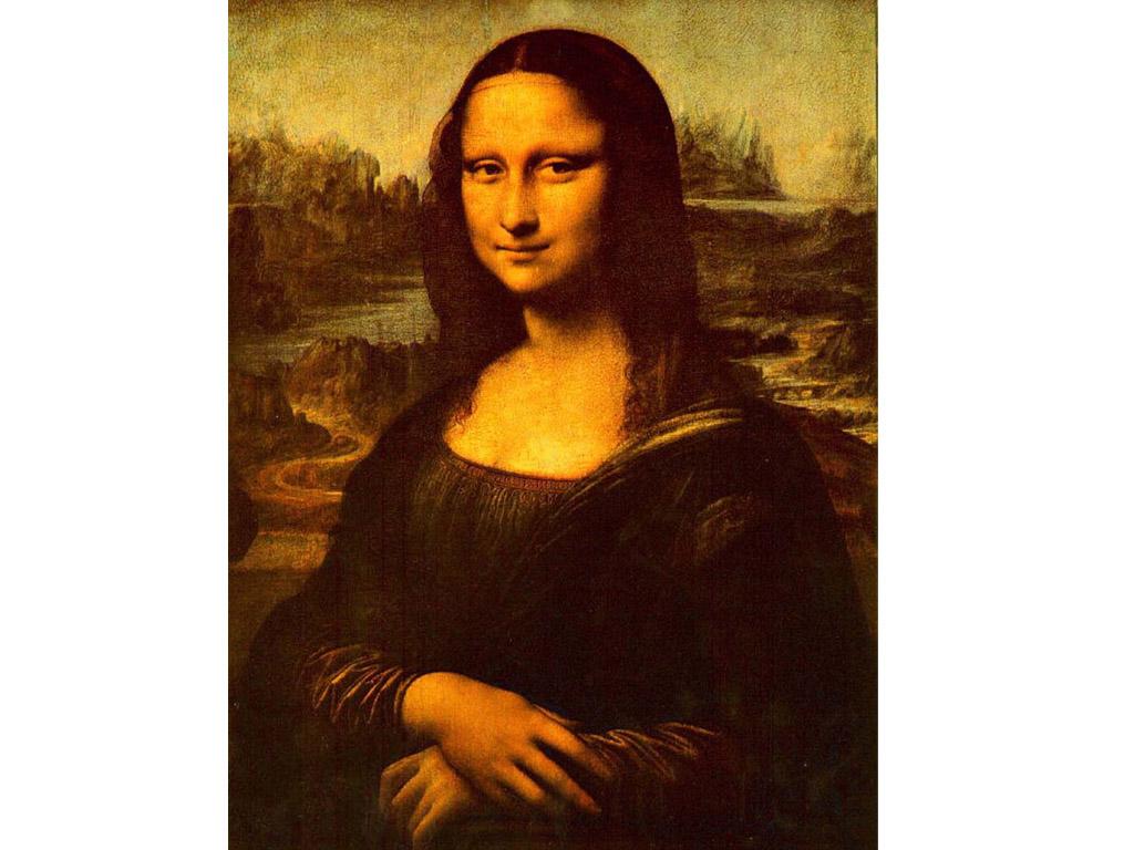 蒙娜丽莎十大恐怖之处,知道真相以后都不想看她微笑了