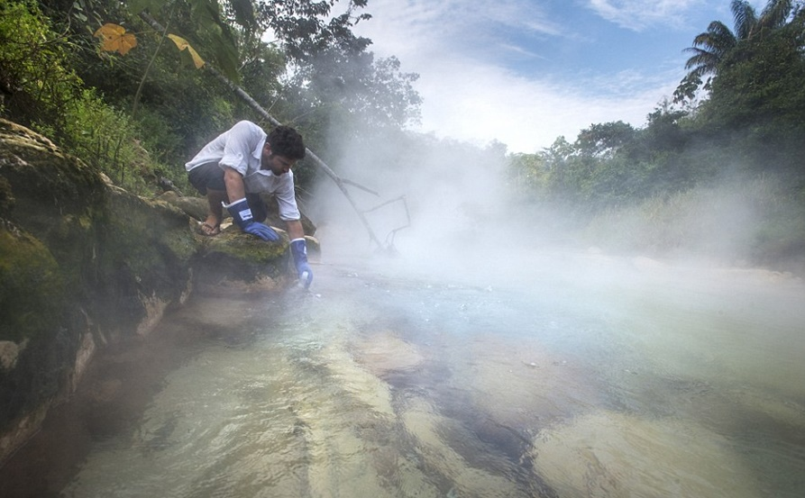 世界上最危险的河流:一条能把人煮熟,一条靠近就可能会死