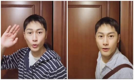 朱梓骁宣布回归,现今模样神似黄晓明,网友:不敢相信,你到底经历了什么