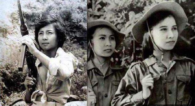 越南女兵一个举动,让张万年大怒,下死命令