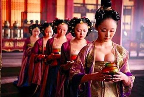中国古代宫女真实生活状态:任人蹂躏,与畜牲并无二致