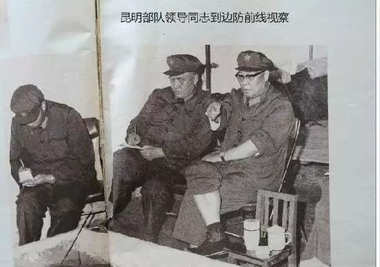 右臂在对越自卫反击战中失去,是我国唯一一位独臂将军