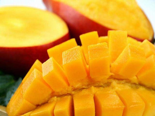 芒果的10大功效,你都知道吗?这个水果真的棒!