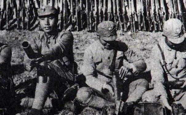 云南有一坟墓,里头埋了5个日本兵