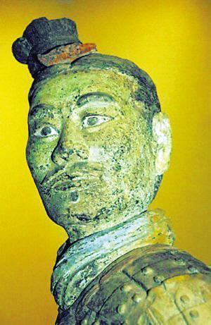 唯一禁止出境的兵马俑,考古专家对其来历争论不休