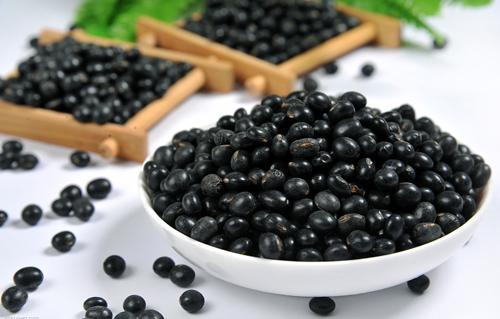 吃黑豆降血脂、延缓衰老,营养师教你一招