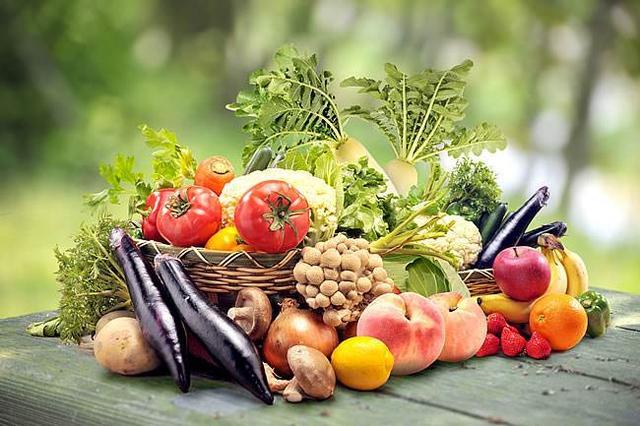 夏天养生多吃这3种颜色的食物,抗衰老预防疾病